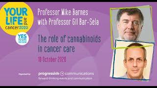Prof Mike Barnes & Prof Gil Bar Sela