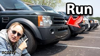 6 Worst SUVs Only Stupid People Buy