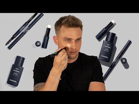 CHANEL Makeup For Men | Boy De Chanel Updated Review