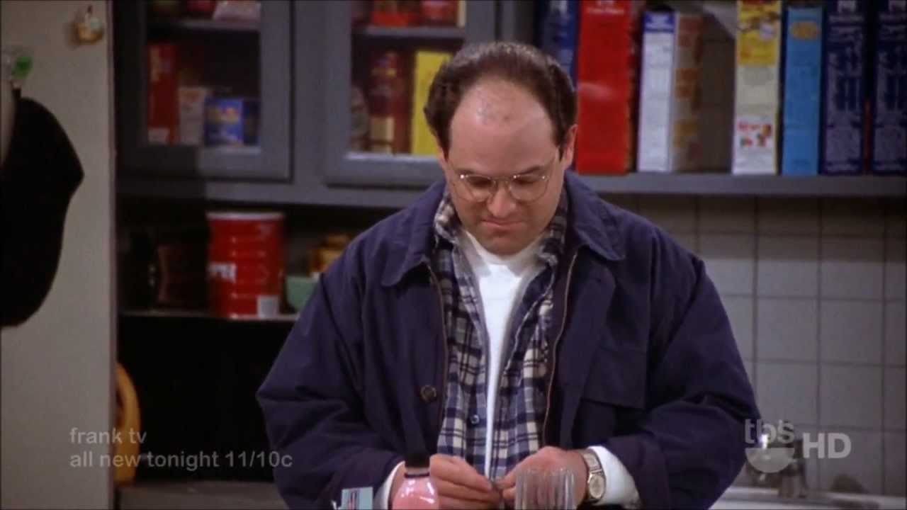Seinfeld - George Costanza - Coffee [HD]