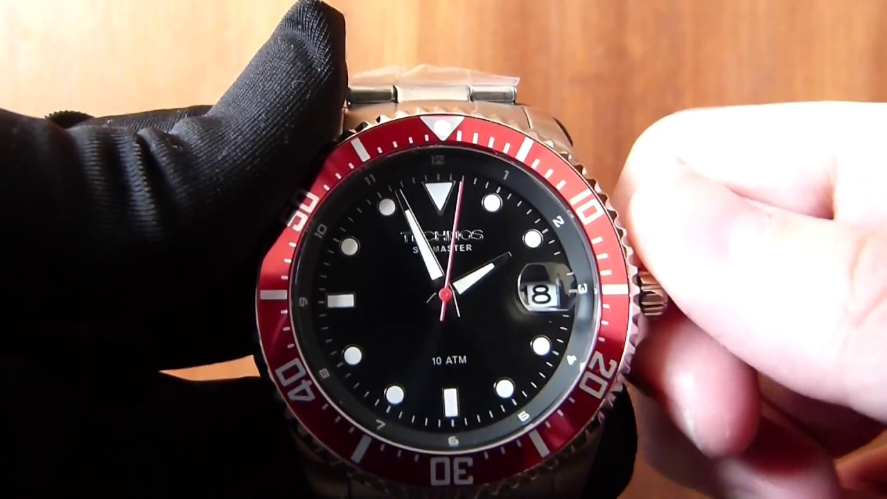 7d796a1f170 Relógio Technos Skymaster 2415CF 1P Esportivo Grande - YouTube