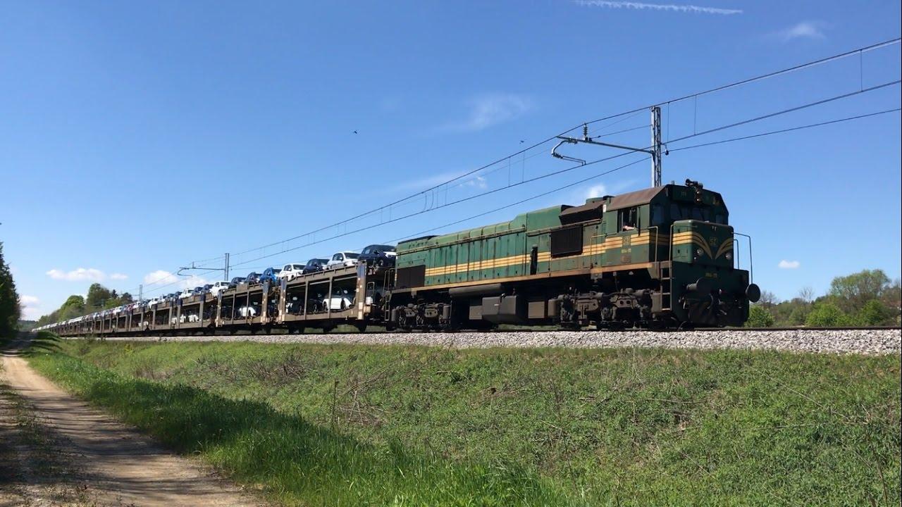 Download Tehervonatok Muraszombat és Őrihodos között || Freight trains between Murska Sobota and Hodoš