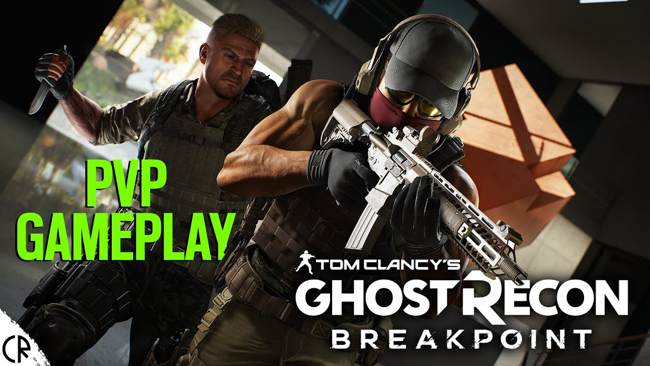 New PvP Gameplay - Tom Clancy's Ghost Recon Breakpoint - Gamescom 2019 thumbnail