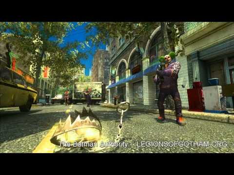 Gotham City Impostors - Customization Trailer - Batman Video Game