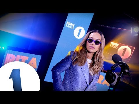 Rita Ora - Last Christmas (Wham! cover) in the Live Lounge