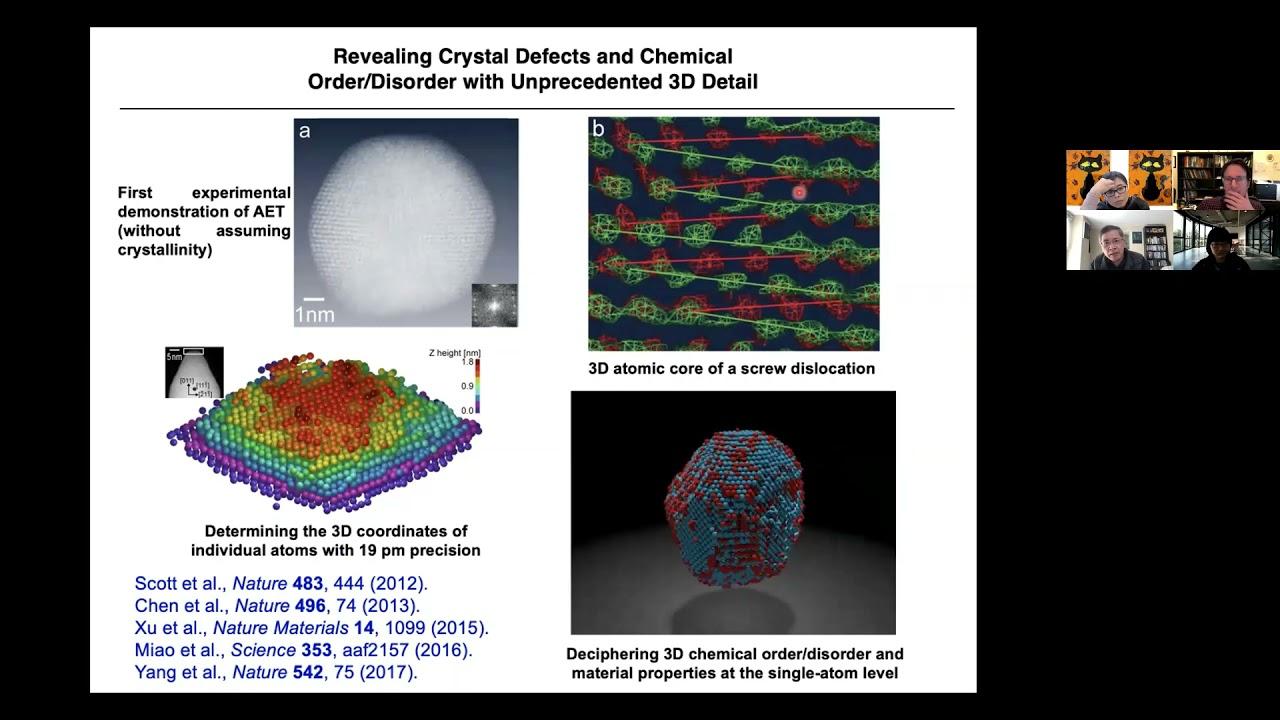 Download I-AIM Seminar 11 (John Miao, UCLA), Beyond Crystallography: CDI and AET, May 14, 2021