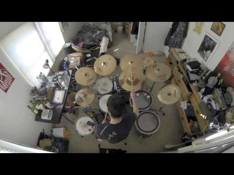Brand New - Secondary (drum cover)