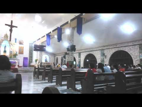 Inside View Of Compostela Church | Compostela Cebu | Exploring Cebu Channel
