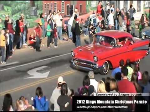 2012 Kings Mountain Christmas Parade