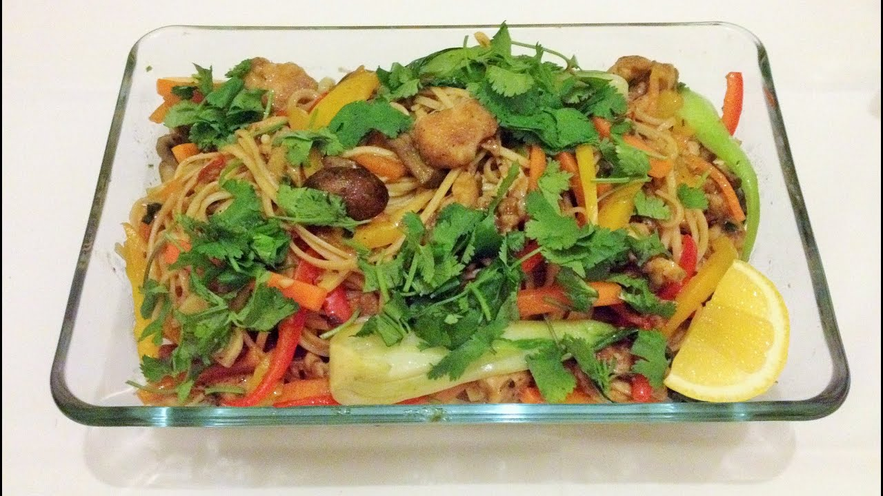 Chinese stir fried noodles chicken chow mein recipe kn rumana halal chinese stir fried noodles chicken chow mein recipe kn rumana halal forumfinder Image collections