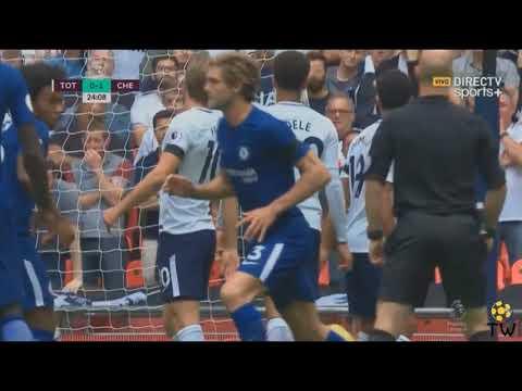 Tottenham vs Chelsea (1-2) Goals 20/08/2017 Full Match