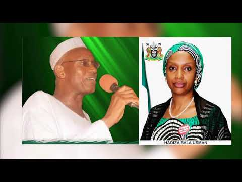 Dan Zaki-Hadiza Bala Usman Abin Alfahari