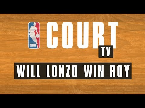 Will Lonzo Ball Win Rookie of the Year? | NBA Court | The Ringer
