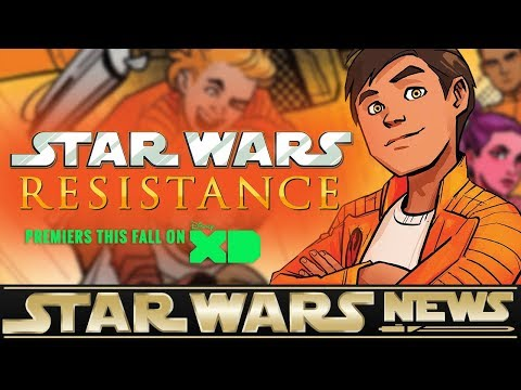 Star Wars Resistance: New Animated Series Announced | Star Wars News