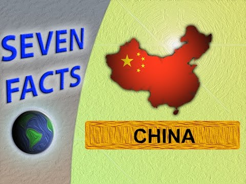 7 Facts about China