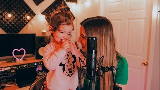 A Million Dreams  (The Greatest Showman) - P!nk (Cover by Alyssa Shouse) Feat. MY DAUGHTER