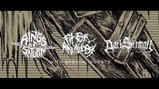 THY ART IS MURDER - Coffin Dragger Tour (USA TOUR 2016)