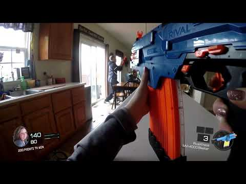 Thumbnail: Nerf War: Call of Duty Gun Game 2