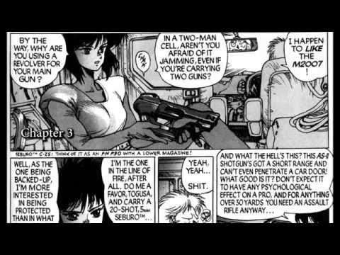 GITS Movie Analysis Part 2 - Manga, The Bible, and the Soul