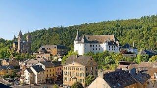 Romantische Städtereise Luxemburg