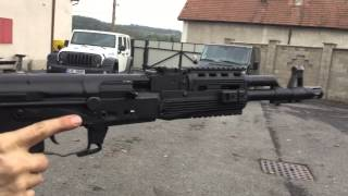 Gambar cover HS paintball test of real mechanism of AK 47