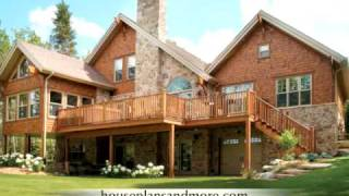 Cabin Homes Video 1 | House Plans And More