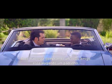 Trailer do filme Padrinhos LTDA