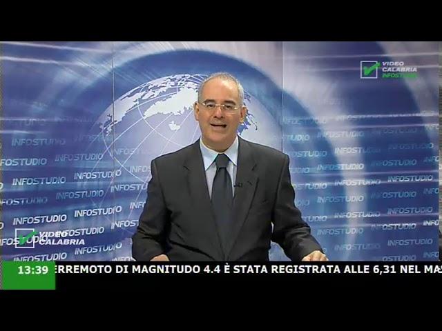 InfoStudio il telegiornale della Calabria notizie e approfondimenti - 25 Ottobre 2019 ore 13.30