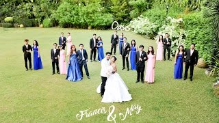 Francis & May Wedding Same Day Edit Video