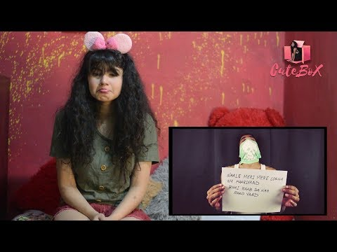 BOHEMIA - VIRUS (OFFICAL VIDEO) SNBV2 | Reaction | Pooja Rathi | CuteBox