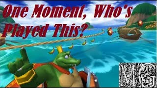 Who Remembers King K Rool, or this Game? - Donkey Kong Barrel Blast Expert Mode