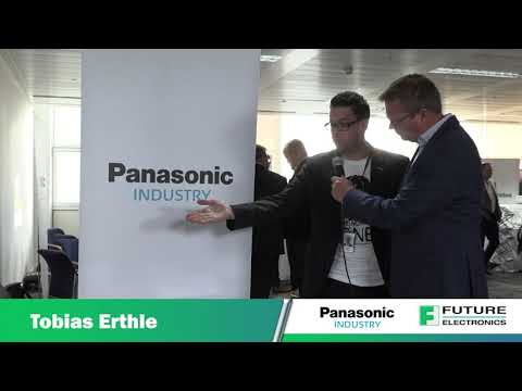 Panasonic Industry Demonstrated At Future's EMEA Sales And Marketing Conference