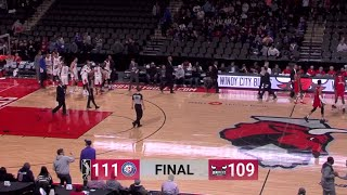 Walter Lemon Jr. with 26 Points vs. Agua Caliente Clippers