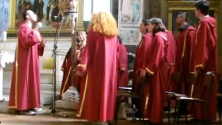 Saint Paul Gospel @ Matrimonio San Gimignano Siena