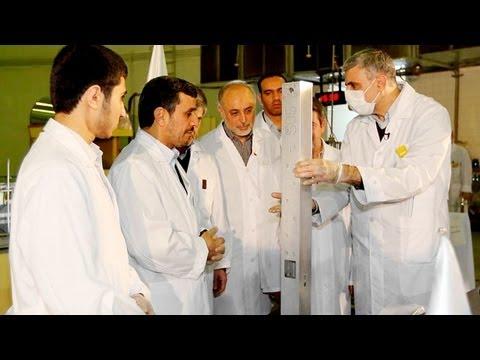 Mosaic News - 02/15/12: Iran Unveils Advances in Uranium Enrichment