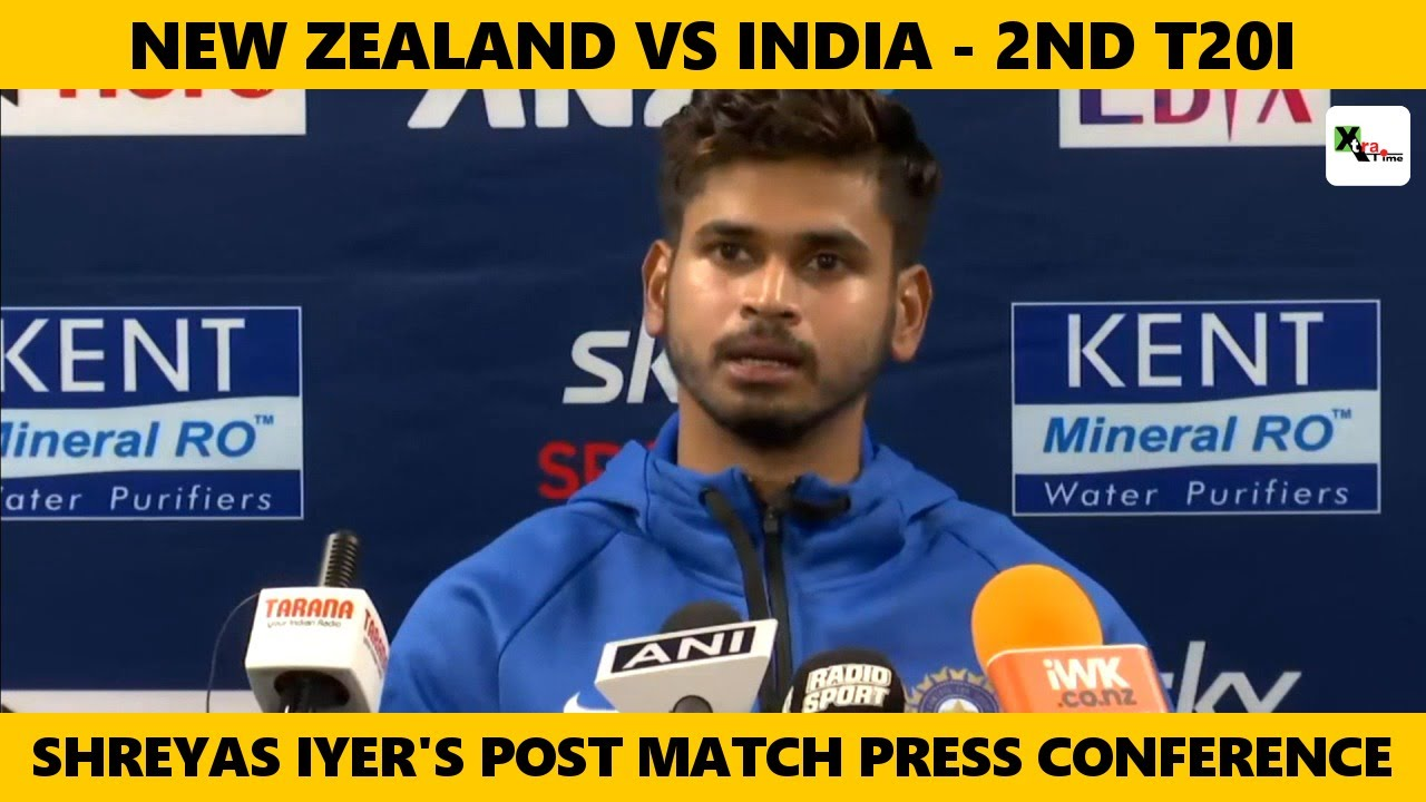 India vs New Zealand: Shreyas Iyer gives hilarious caption to Virat ...