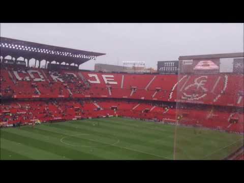 Frente Atlético en el Sanchez Pizjuán / Sevilla - ATM