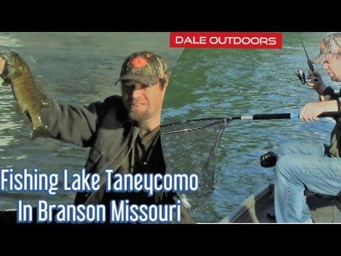 Fishing In Branson Missouri At Lily's Landing