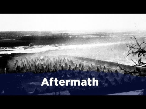 U.S.-Dakota War - Aftermath