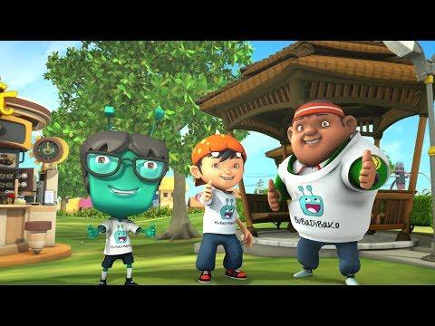 BoBoiBoy: Team BuBaDiBaKo