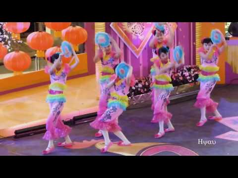 2017 Vancouver CNY - Colours of Dance Academy #2 @ Aberdeen Centre Richmond ( 陳玲 舞蹈學院 雞年新春匯演)