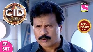 CID - Full Episode - 587 - 12th July, 2019