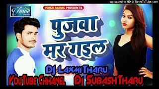 Pujawa Mar Gail - Hard Bass Mix Dj Laxmi Tharu