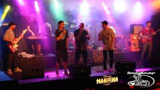 Espejos Enfrentados - Orion xl con Under mc y Emanero en vivo Makena
