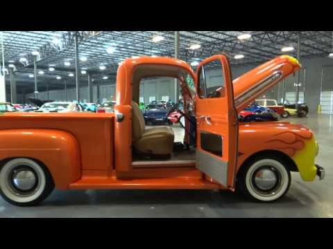 1951 Ford F1: Stock #107 Tampa