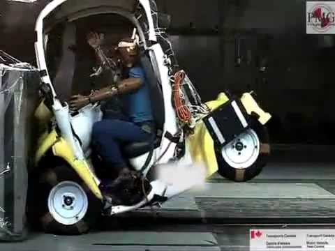138 Zenn And Gem Cars Crash Tests Youtube