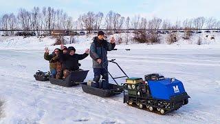 Рыбалка на Волге в апреле Последний лёд весна 2021