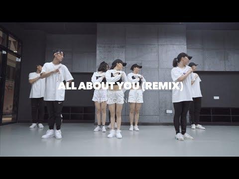 全部都是你 All About You(Remix)-DragonPig/MIli Zero Choreography