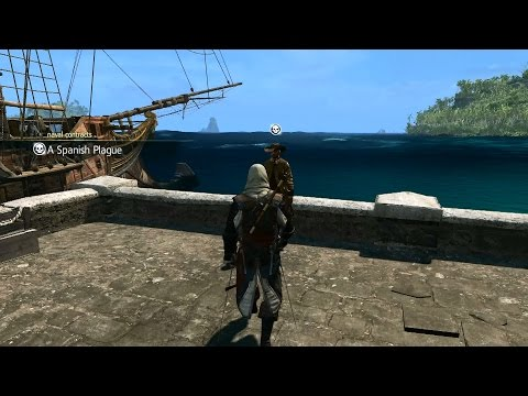 Assassin's Creed IV Black Flag - Naval Contract 03  ( A Spanish Plague )
