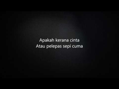 Ramalanku Benar Belaka (Umbrella) - Lirik